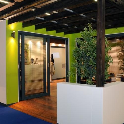 création showroom