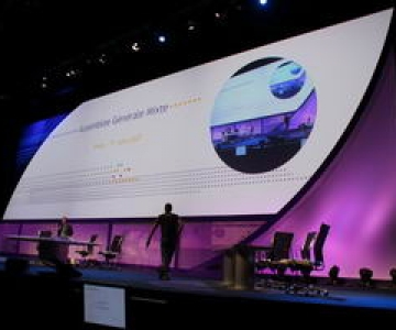 Alcatel Lucent 2007